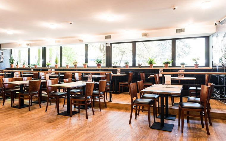 Ресторан. ресторан из проекта , фото №54948