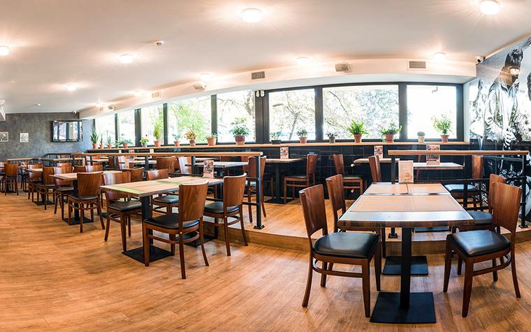 Ресторан. ресторан из проекта , фото №54952