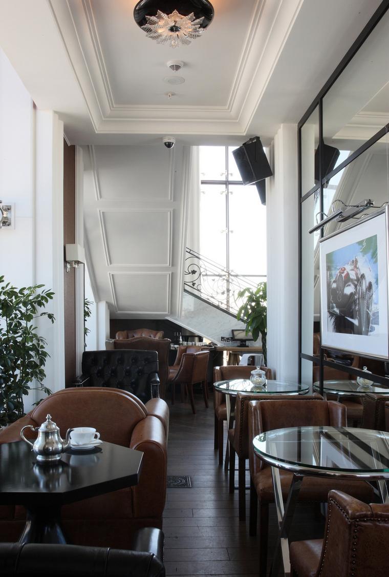 Фото № 52038 ресторан  Дизайн офиса