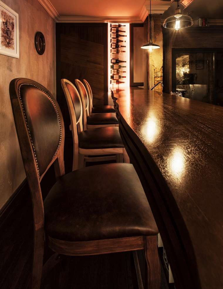 Ресторан. ресторан из проекта , фото №55933