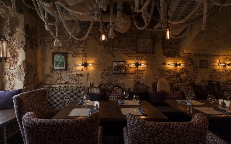 Ресторан. ресторан из проекта , фото №55935
