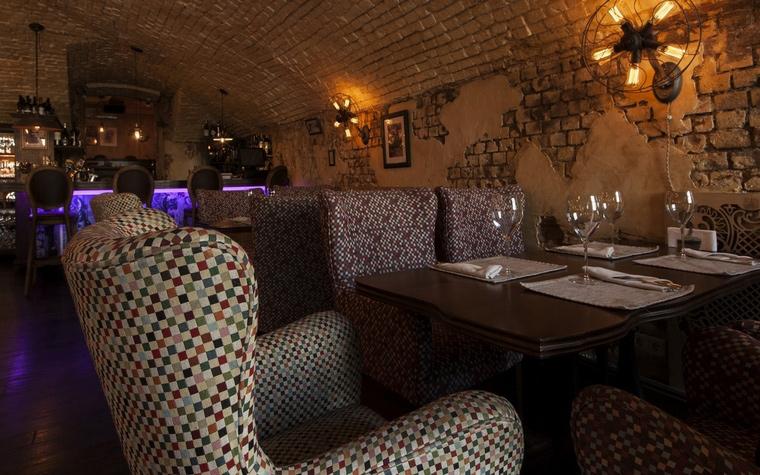Ресторан. ресторан из проекта , фото №55939
