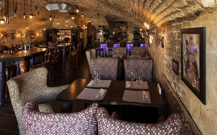 Ресторан. ресторан из проекта , фото №55944