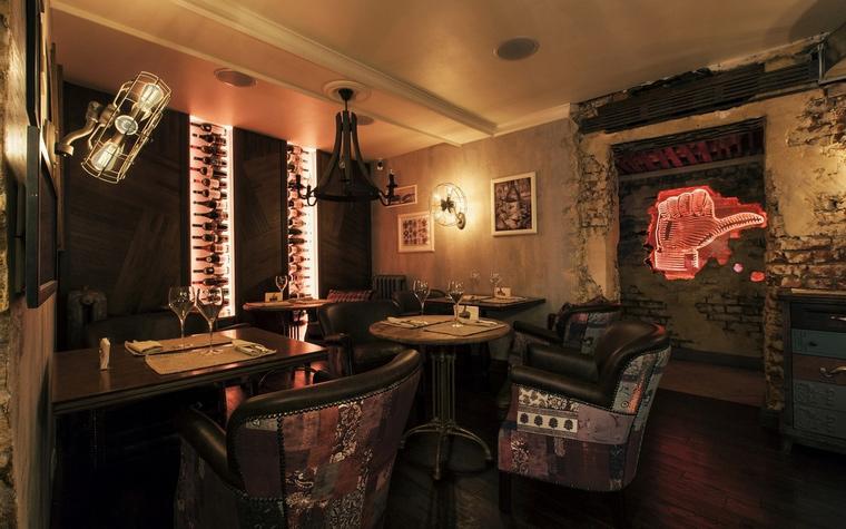 Ресторан. ресторан из проекта , фото №55954