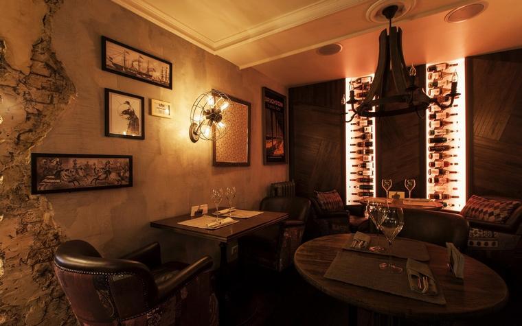 Ресторан. ресторан из проекта , фото №55956