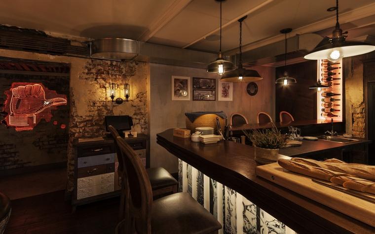 Ресторан. ресторан из проекта , фото №55930