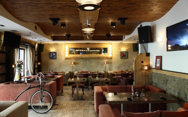 Ресторан. ресторан из проекта , фото №56060
