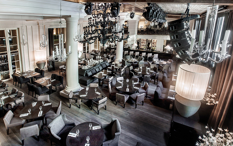 Ресторан. ресторан из проекта , фото №56917
