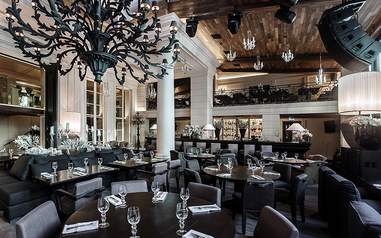 Ресторан. ресторан из проекта , фото №56922