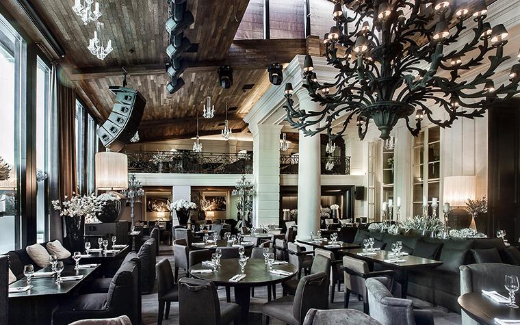 Ресторан. ресторан из проекта , фото №56908