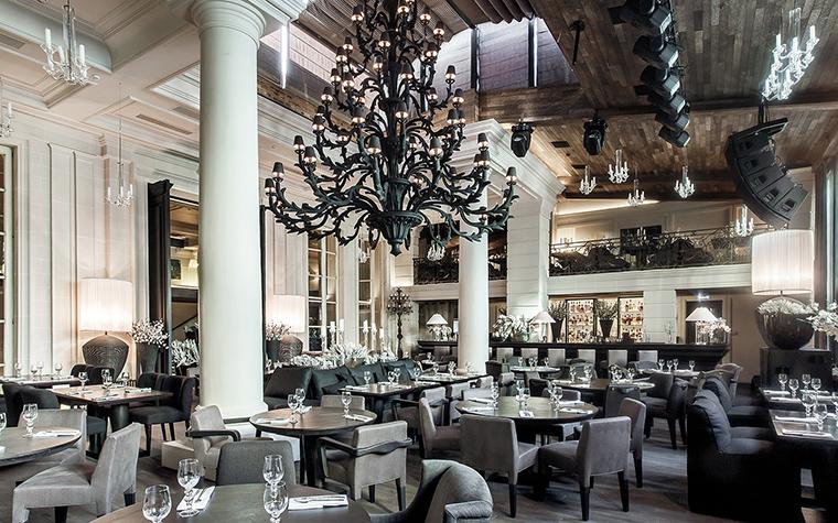 Ресторан. ресторан из проекта , фото №56911