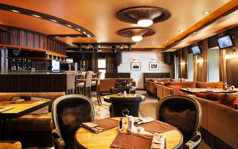 Ресторан. ресторан из проекта , фото №57318