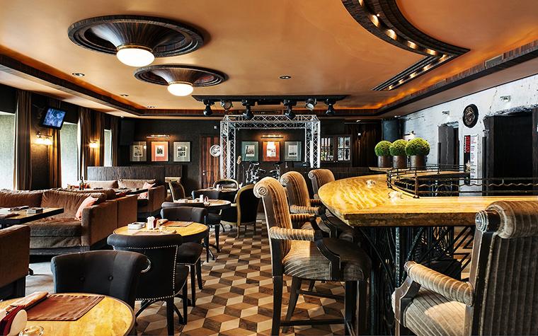 Ресторан. ресторан из проекта , фото №57319