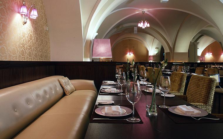 Ресторан. ресторан из проекта , фото №57757