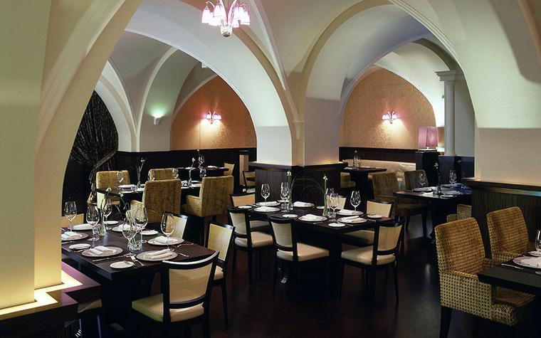 Ресторан. ресторан из проекта , фото №57755