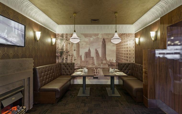 Ресторан. ресторан из проекта , фото №57806