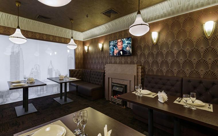 Ресторан. ресторан из проекта , фото №57809