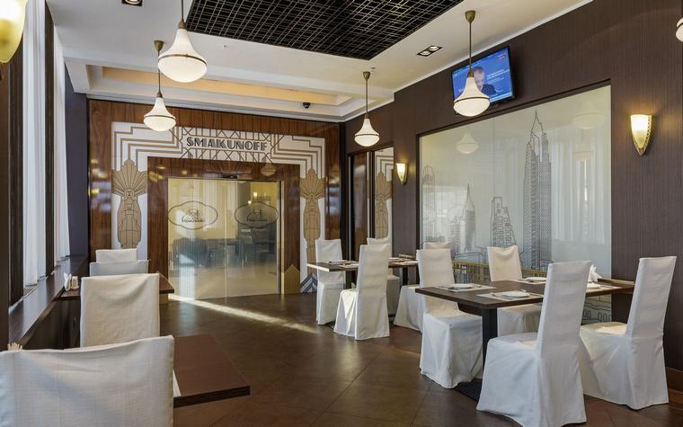 Ресторан. ресторан из проекта , фото №57812