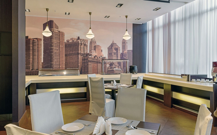 Ресторан. ресторан из проекта , фото №57803