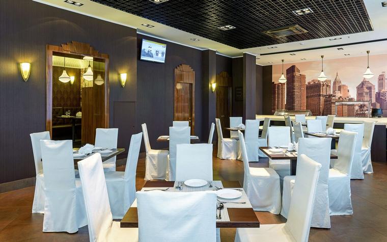 Ресторан. ресторан из проекта , фото №57804