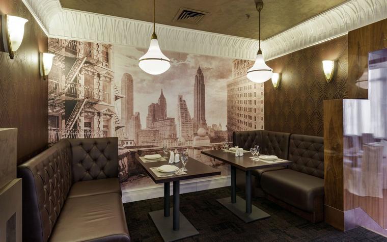 Ресторан. ресторан из проекта , фото №57805