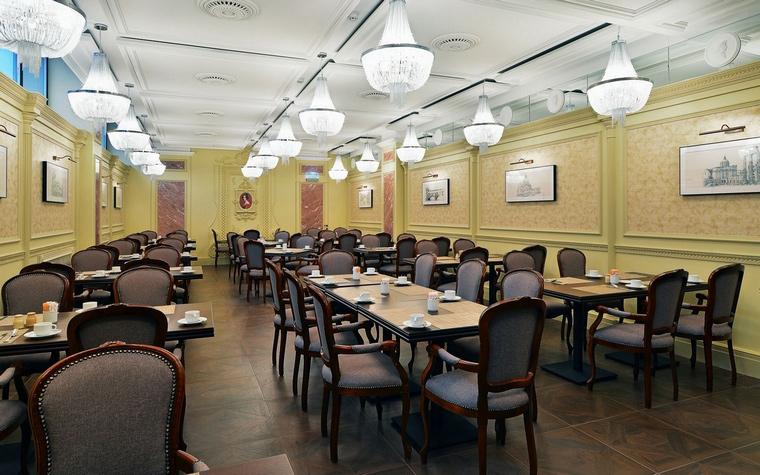 Ресторан. ресторан из проекта , фото №57827