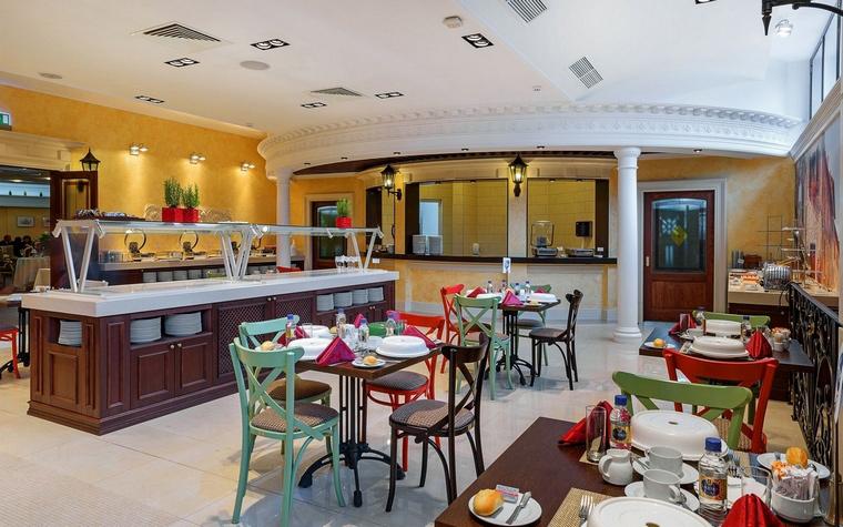 Ресторан. ресторан из проекта , фото №57819