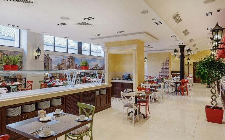 Ресторан. ресторан из проекта , фото №57820