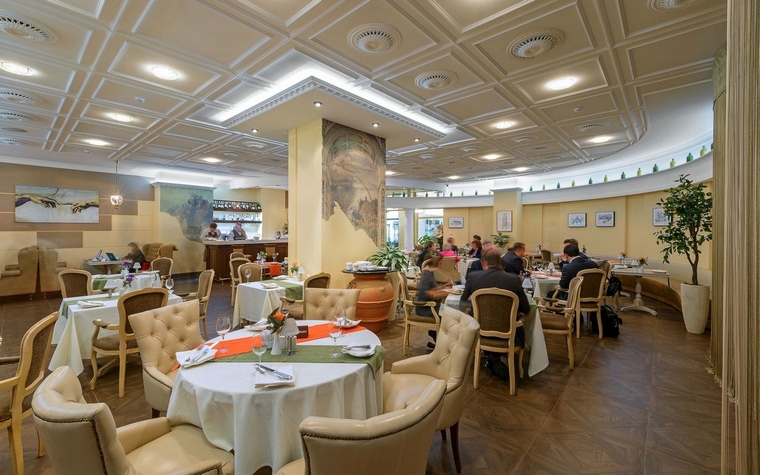 Ресторан. ресторан из проекта , фото №57824