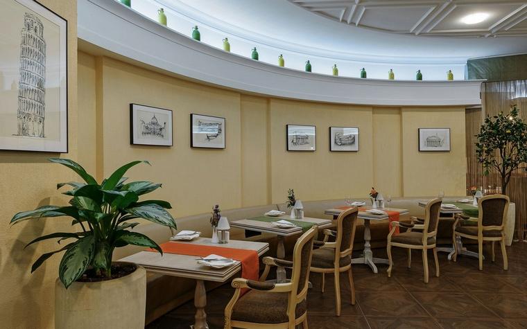 Ресторан. ресторан из проекта , фото №57825