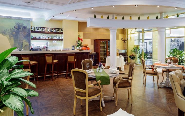Ресторан. ресторан из проекта , фото №57826