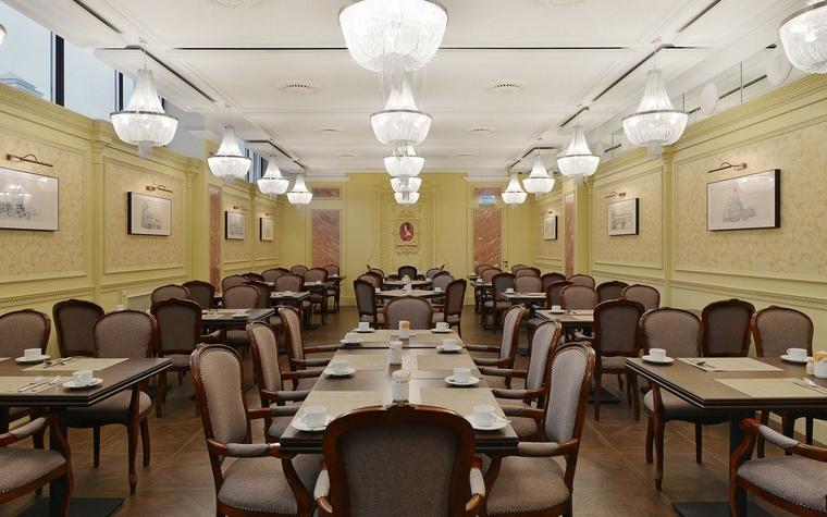 Ресторан. ресторан из проекта , фото №57828
