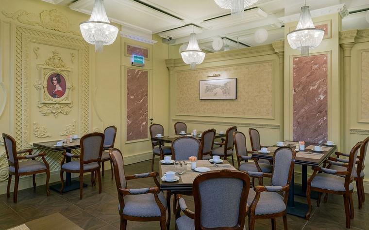 Ресторан. ресторан из проекта , фото №57829