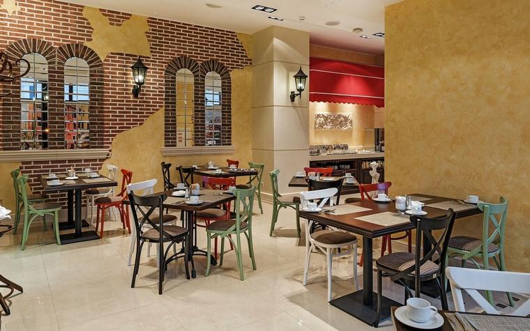 Ресторан. ресторан из проекта , фото №57813