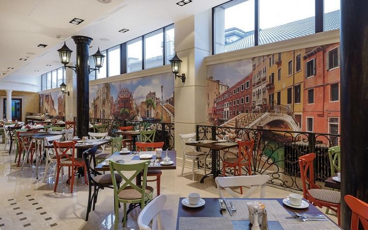 Ресторан. ресторан из проекта , фото №57814