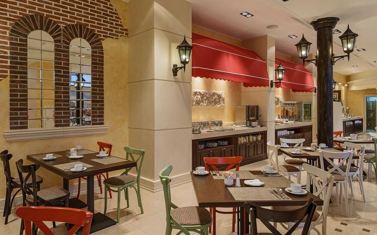 Ресторан. ресторан из проекта , фото №57815