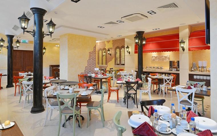 Ресторан. ресторан из проекта , фото №57818
