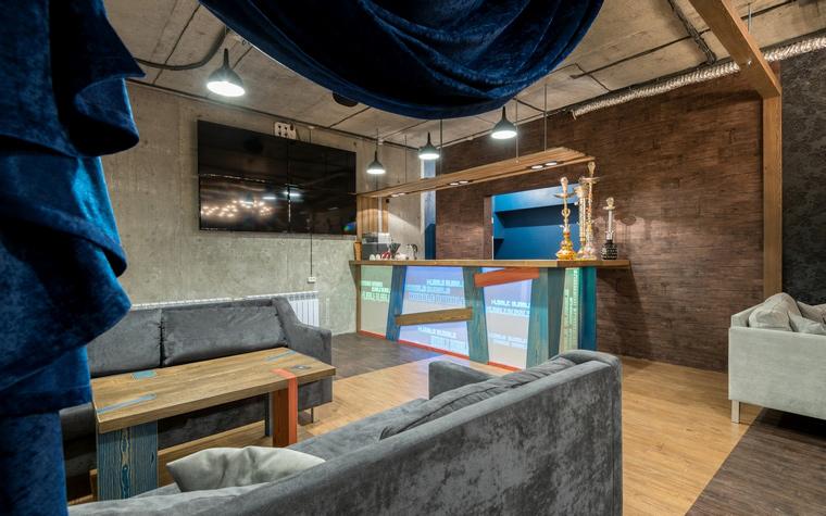 Ресторан. ресторан из проекта , фото №59696