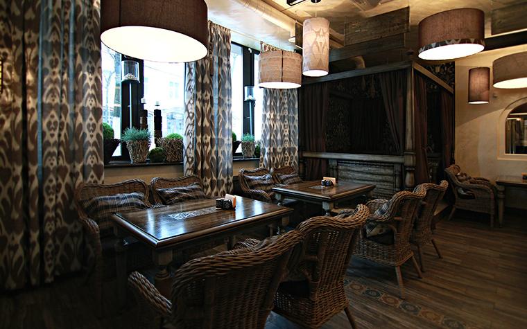 Ресторан. ресторан из проекта , фото №60046