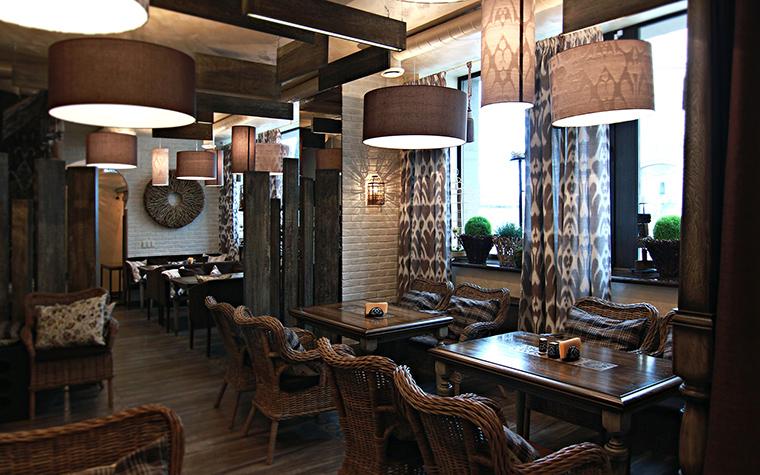 Ресторан. ресторан из проекта , фото №60047