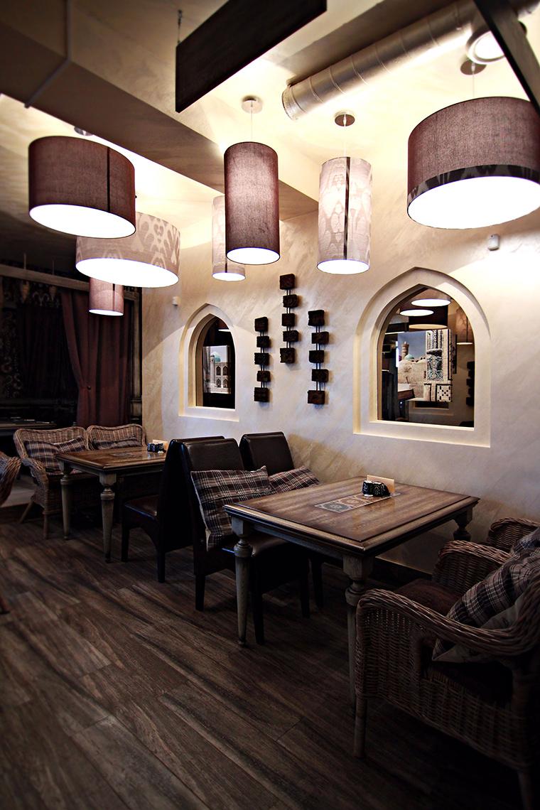 Ресторан. ресторан из проекта , фото №60048