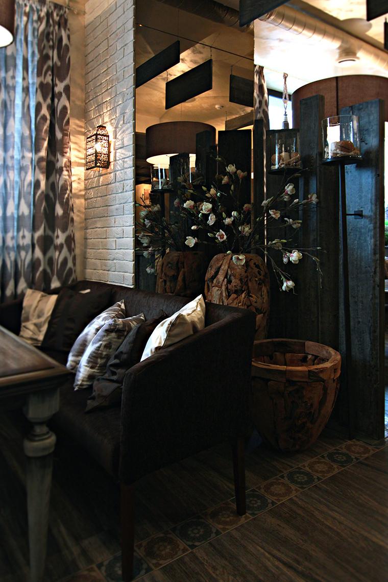 Ресторан. ресторан из проекта , фото №60049