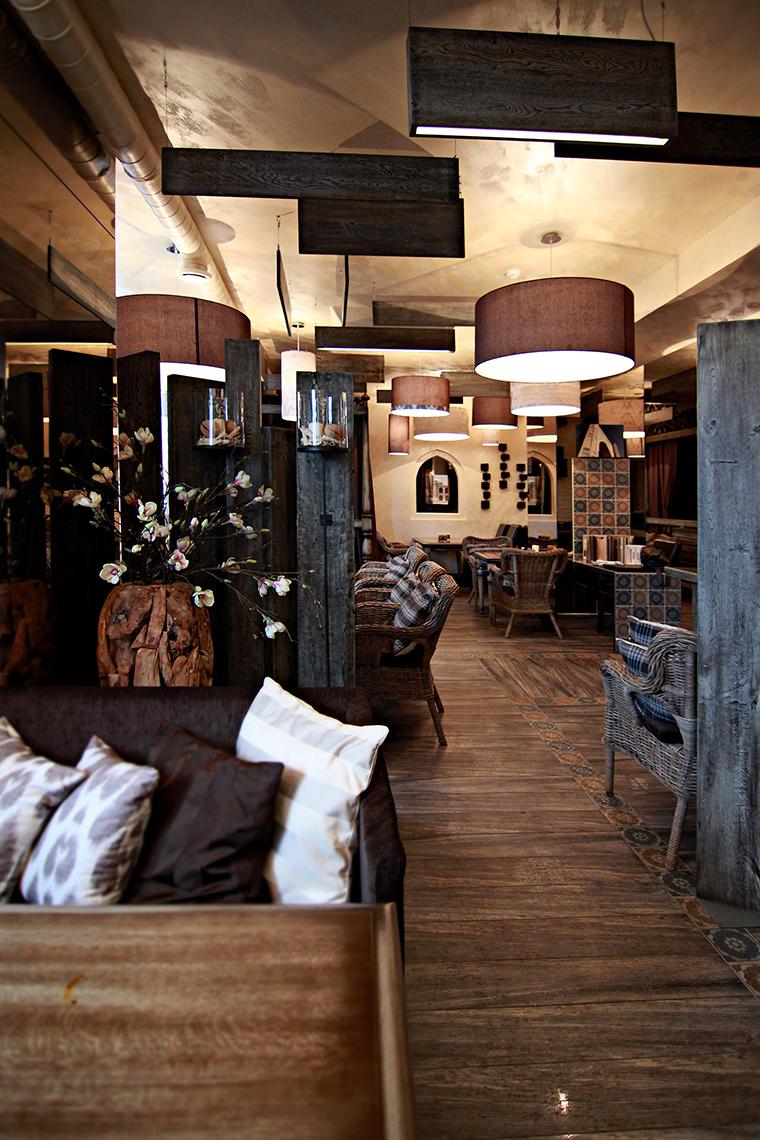 Ресторан. ресторан из проекта , фото №60050