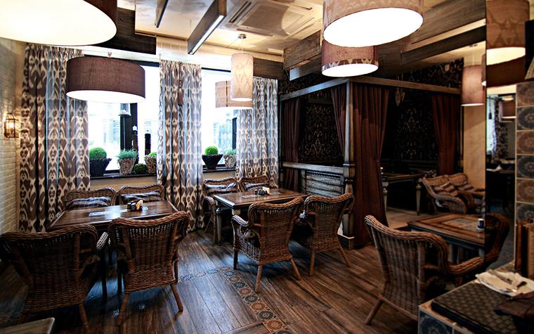 Ресторан. ресторан из проекта , фото №60051