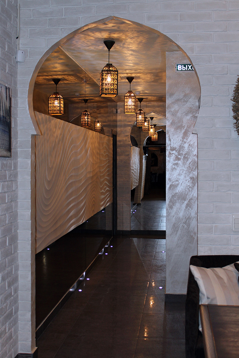 Ресторан. ресторан из проекта , фото №60052
