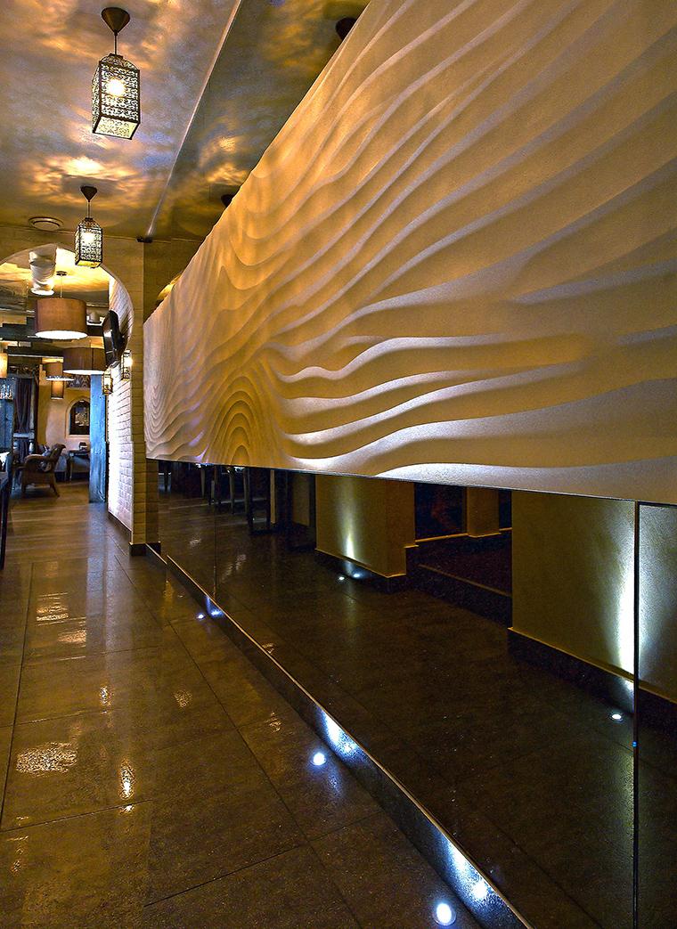 Ресторан. ресторан из проекта , фото №60053