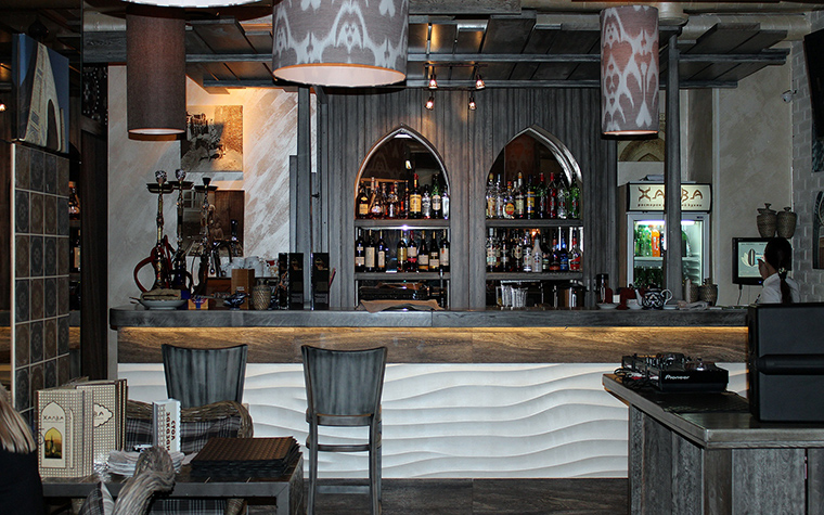 Ресторан. ресторан из проекта , фото №60038