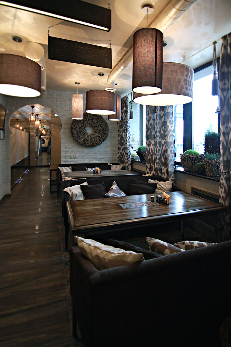 Ресторан. ресторан из проекта , фото №60045