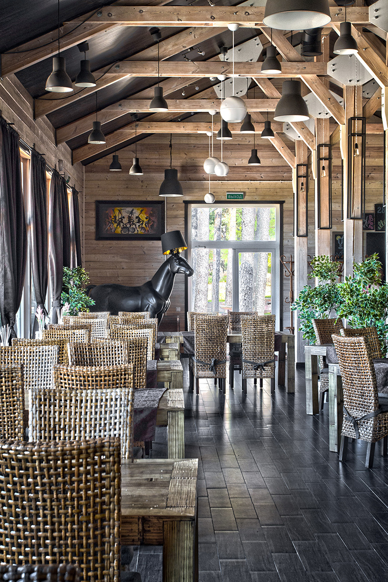 Фото № 60947 ресторан  Ресторан