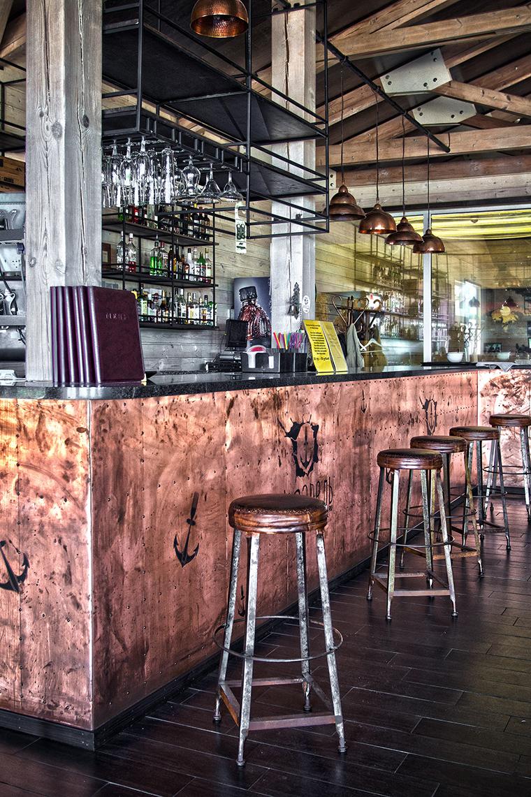 Ресторан. ресторан из проекта , фото №60949